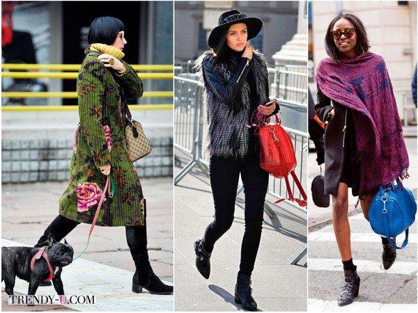 Уличный стиль от покупательниц модных распродаж от Милана до Нью-Йорка
