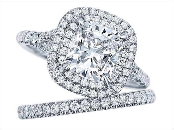 Элитные ювелирные украшения: кольцо Тиффани 2016
