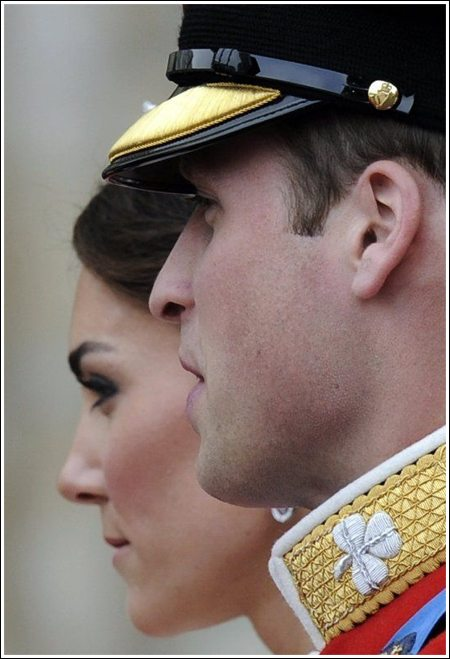 Совместное фото Кейт и принца Уильяма