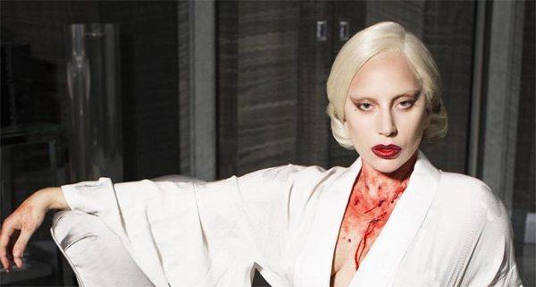 """Леди Гага в мини-сериале """"Американская история ужасов: Отель """""""