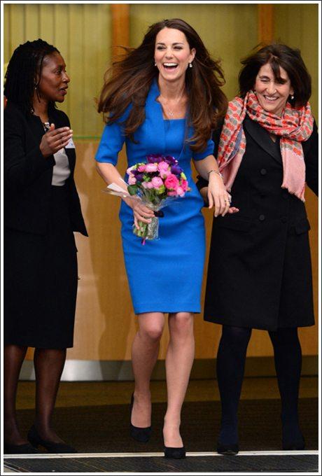 Стиль одежды герцогини Кейт Миддлтон