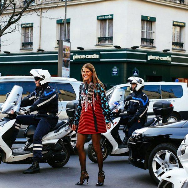 Стрит стайл Парижа 2016