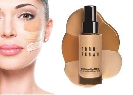 Идеальный тон Bobbi Brown должен сливаться с кожей