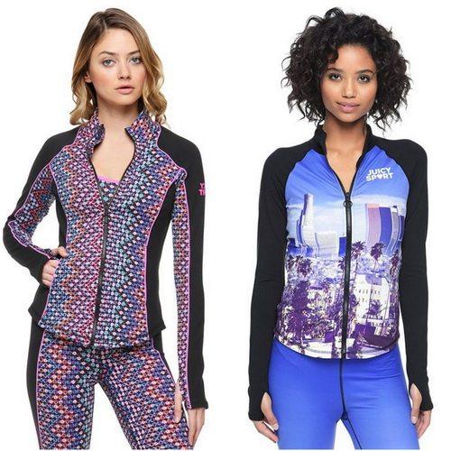 Модный американский спортивный бренд Juicy couture