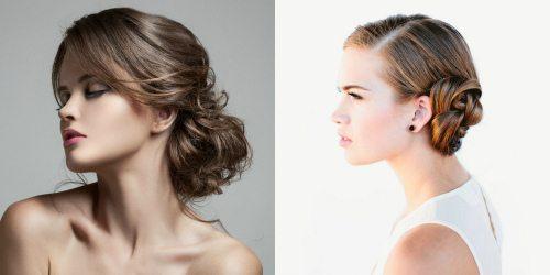 Если у вас длинные волосы, то конский хвост легко превратить в пучок