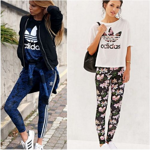 Adidas - мировой спортивный бренд из Германии
