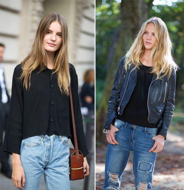 С чем носить джинсы? - Джинсы как соль: хороши ко всему! (с)