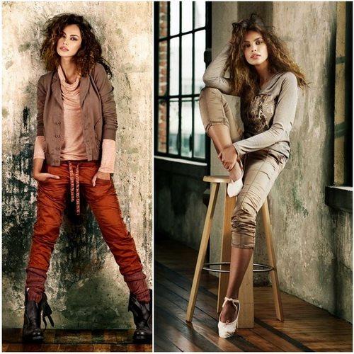 Итальянский бренд модной спортивной одежды Deha