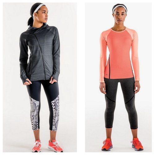 Известный американский бренд спортивной одежды New balance