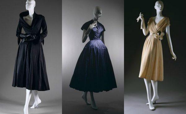 Стиль New Look: история и современность