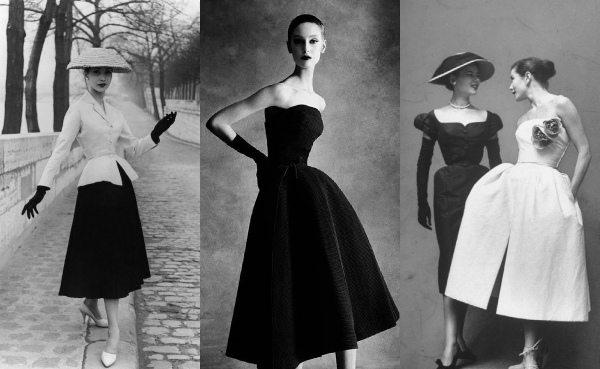 Коллекция 1947 года от Кристиана Диора