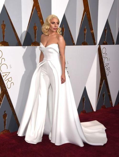 Леди Гага на Оскаре