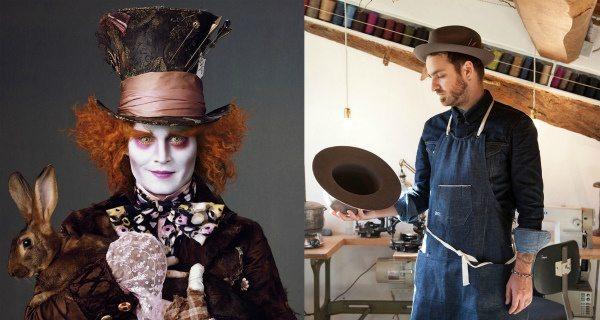 «Безумный шляпник» — отнюдь не вымысел Льюиса Кэрролла