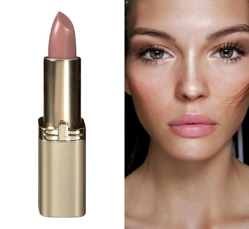 Нюдовая помада L'Oréal Paris Colour Riche Lipstick в оттенке Fairest Nude