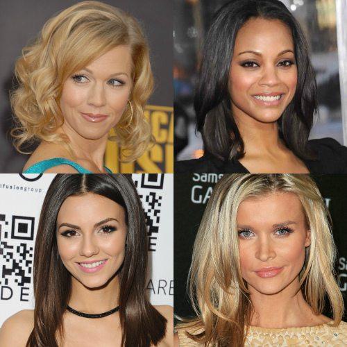 Главное правило для прически на средние волосы — это ухоженность и глянцевый блеск