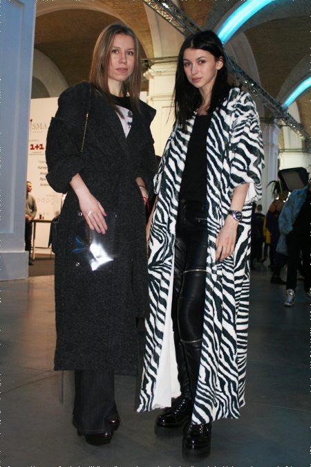 Украинские модницы носят оверсайз