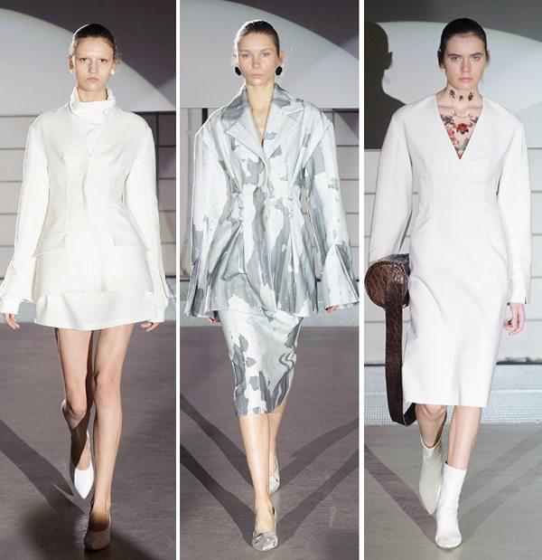 Белые платья - это основа основ