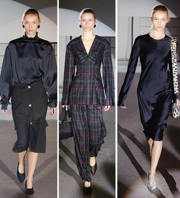 Модная одежда осень-зима 2016 на показах на Украинской неделе моды в Киеве
