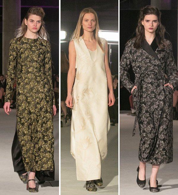 Вечерние платья от украинского бренда Lake