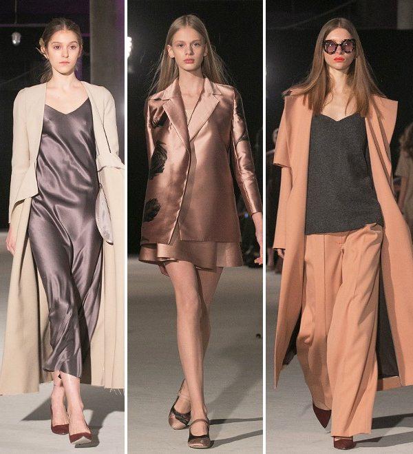 Модная одежда Lake Studio для осени и зимы 2016-2017