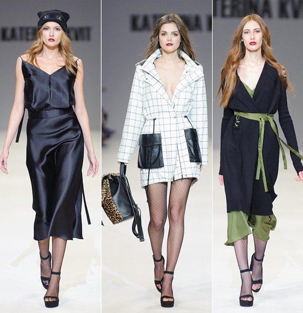 Коллекция Катерины Квит на Украинской неделе моды