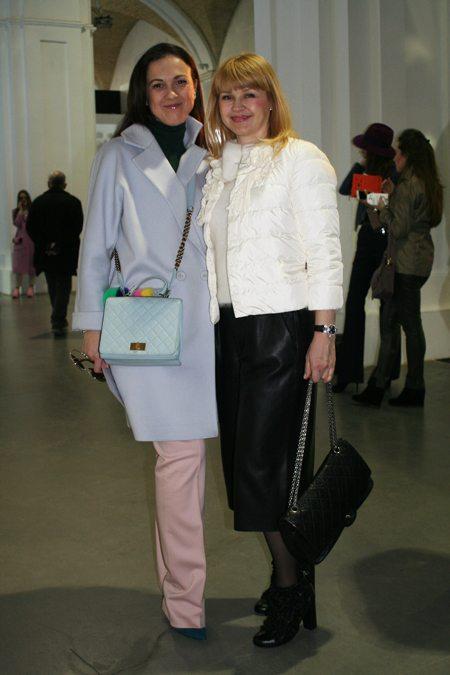 Гости Ukrainian Fashion Week