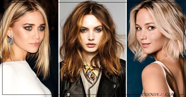 pricheski-na-srednie-volosy-foto Красивые стрижки на средние волосы 2019-2020, фото, идеи стрижки на средние волосы