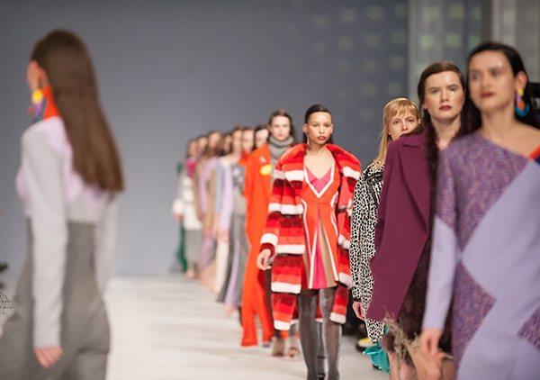 38-ая Ukrainian Fashion Week, коллекции осень-зима 2016-2017