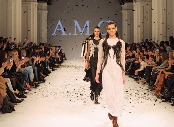 Показ коллекций украинских дизайнеров на 38-й Ukrainian Fashion Week