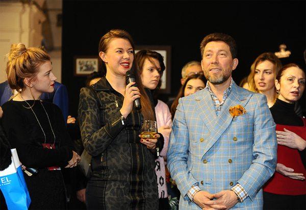 Анна Купцова и Андрей Здесенко
