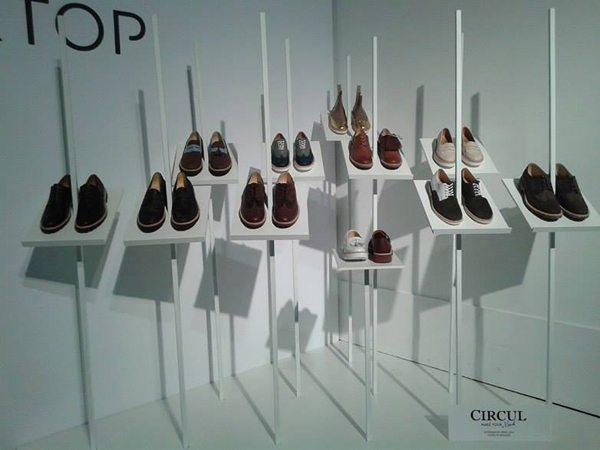 Коллекция мужской обуви осень-зима 2016