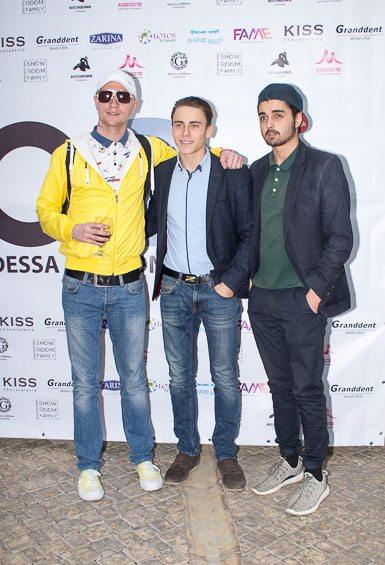 Гости первого дня показов Odessa Fashion Day