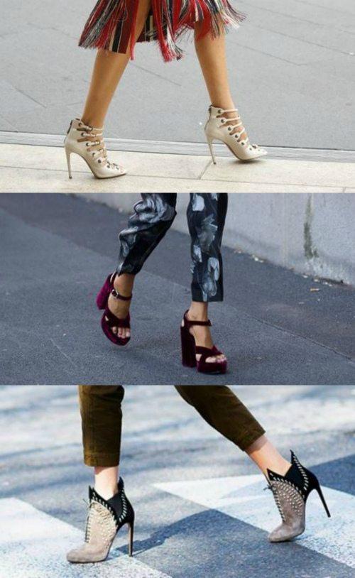 Стиль женщины среднего возраста немыслим без качественной и элегантной обуви как у Сары Ратсон