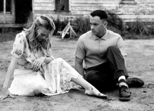 Робин Райт — фото со съемок драмы «Форрест Гамп»