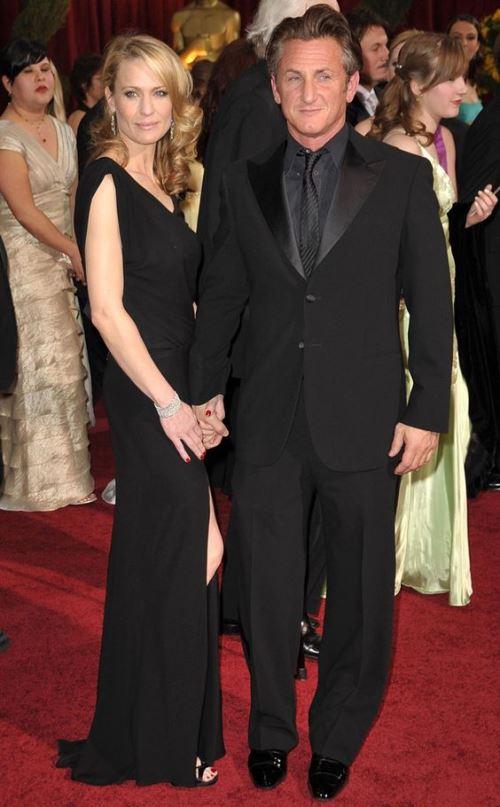 Робин Райт и Шон Пенн перед разводом