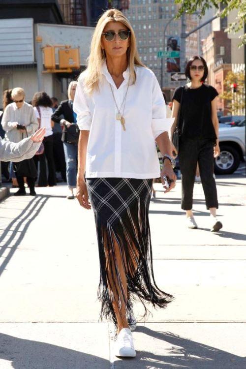 Сара Ратсон ценит индивидуальность и оригинальность в одежде