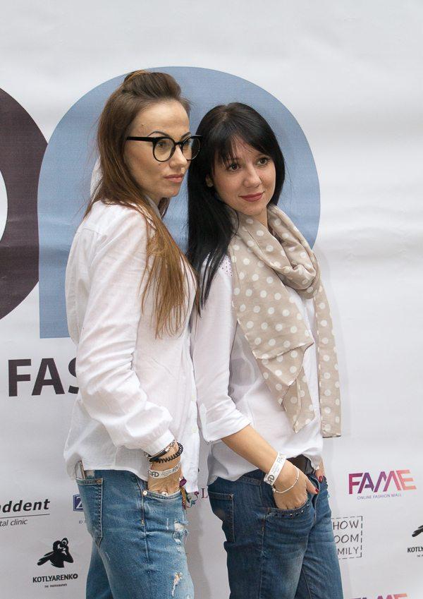 Гостьи Odessa fashion Day