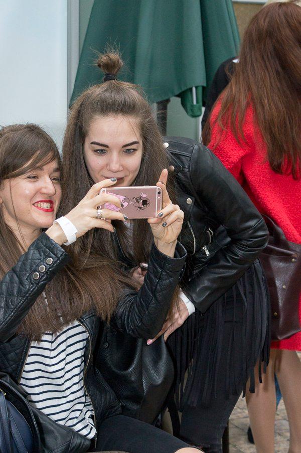 Гости Odessa fashion Day любят фотографироваться