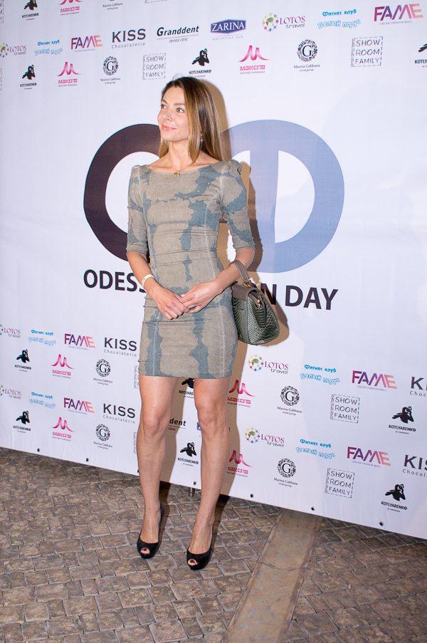 Гостья Odessa Fashion Day