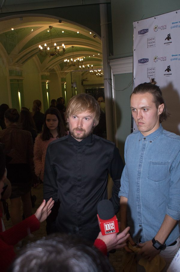 Odessa Fashion Day: украинские дизайнеры Константин Леонтьев и Денис Короткий