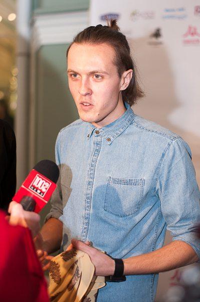 Организатор Odessa Fashion Day и дизайнер бренда КЕКА Денис Короткий