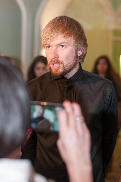 Организатор Odessa Fashion Day и дизайнер бренда КЕКА КонстантинЛеонтьев