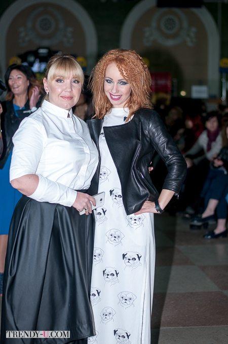 Ведущая Odessa Fashion Day Катерина Македонская