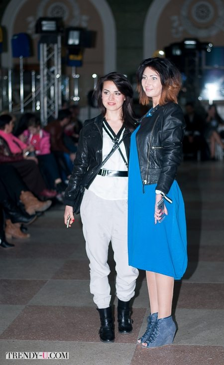 Гостьи 13th Odessa Fashion Day