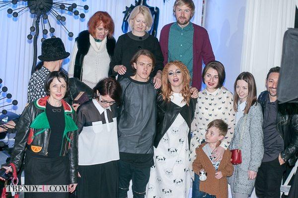 Партнеры, организаторы, дизайнеры и гости 13th Odessa Fashion Day