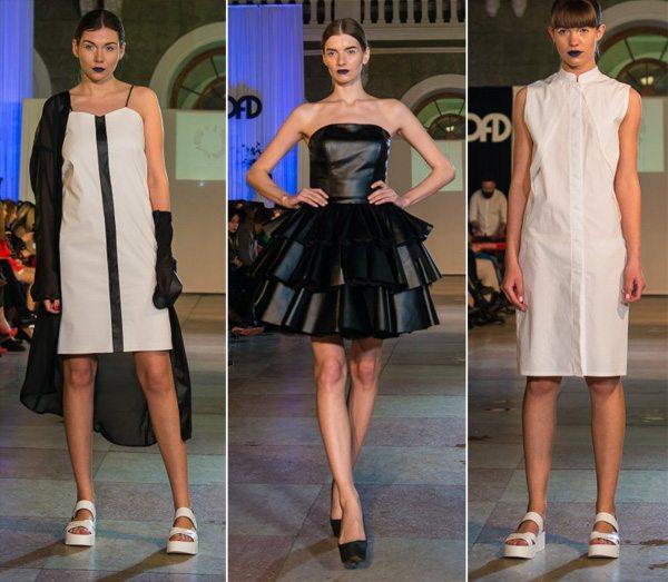 Платья от украинского дизайнера ALINA FROLOVA