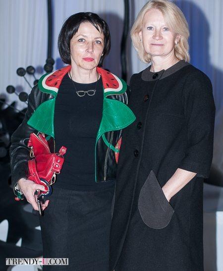 Татьяна Почтенных и Наталья Леонтьева