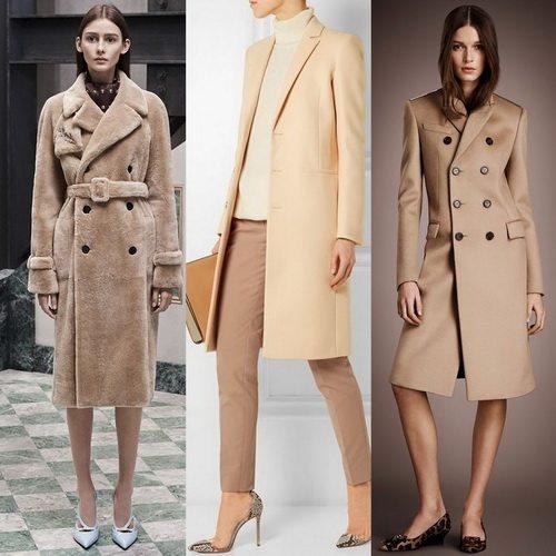 Пальто в классическом стиле идеальный вариант для базового женского гардероба