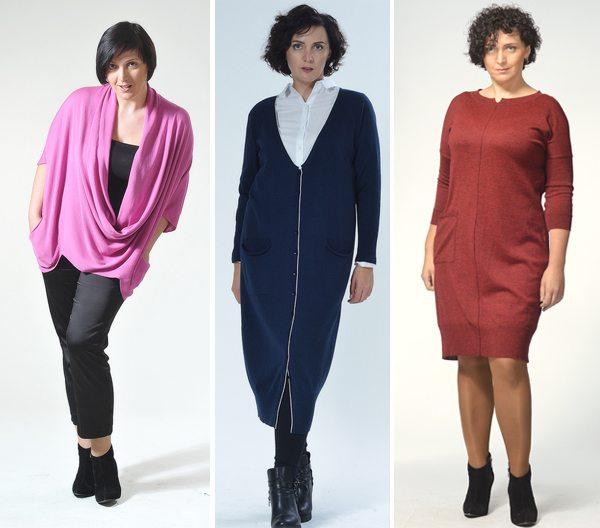 Модная женская одежда плюс сайз от украинской марки RITO