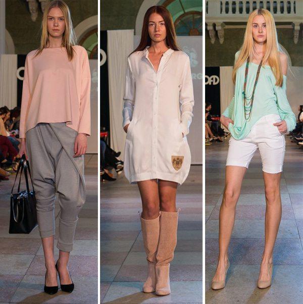 Коллекция LENA LARGO на 13th Odessa Fashion Day - для настоящих и современных леди.